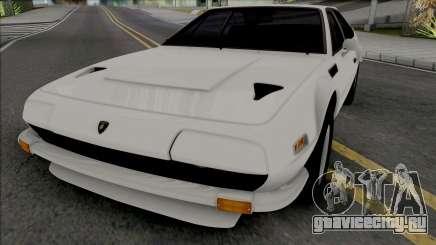 Lamborghini Jarama 1970 [IVF VehFuncs ADB] для GTA San Andreas