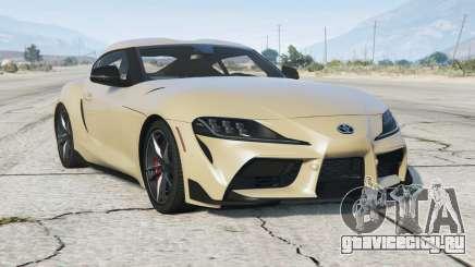 Toyota GR Supra (A90) 2019〡add-on v1.6 для GTA 5