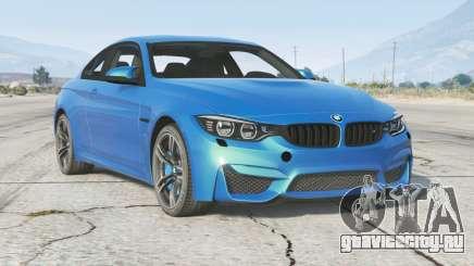 BMW M4 coupe (F82) 2014〡add-on для GTA 5