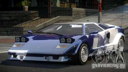 Lamborghini Countach GST-S S9 для GTA 4