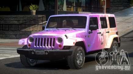 Jeep Wrangler PSI-U S9 для GTA 4