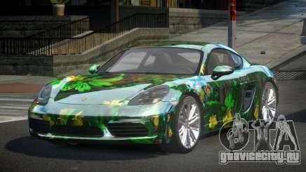 Porsche 718 U-Style S7 для GTA 4