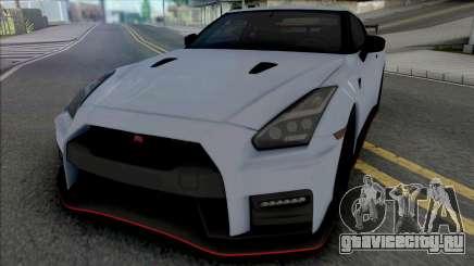 Nissan GT-R R35 Nismo для GTA San Andreas