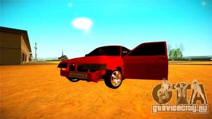 ВАЗ 2112 AVR Version 1.2 для GTA San Andreas