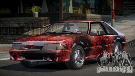 Ford Mustang SVT 90S S8 для GTA 4