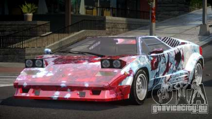 Lamborghini Countach GST-S S7 для GTA 4