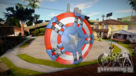 Captains Shield (Modern Soldier) для GTA San Andreas