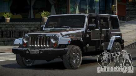 Jeep Wrangler PSI-U S6 для GTA 4