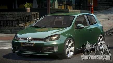 Volkswagen Golf GST для GTA 4