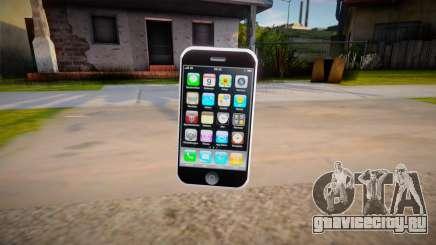 iPhone 3G mod для GTA San Andreas