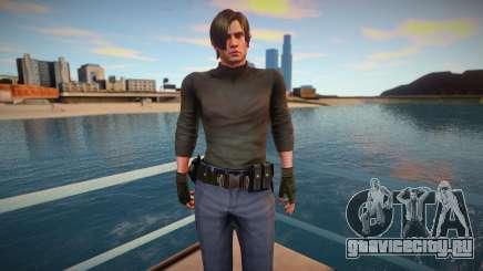 Leon Debug для GTA San Andreas