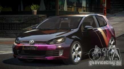 Volkswagen Golf GST S8 для GTA 4
