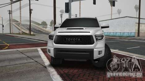2021 Toyota Tundra TRD PRO - End of the Road для GTA San Andreas