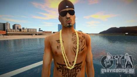 Cesar (good skin) для GTA San Andreas