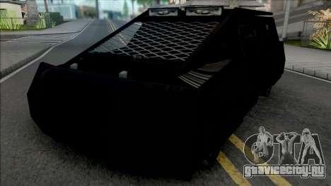 Armored FBI Truck для GTA San Andreas