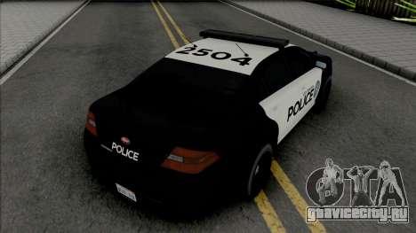 Vapid Torrence Police Los Santos v2 для GTA San Andreas