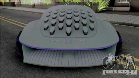 Mercedes-Benz Vision AVTR [HQ] для GTA San Andreas
