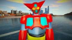 Super Robot Taisen Getter Robo Team для GTA San Andreas