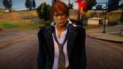 Shin Kamiya Tekken Blood Vengeance 1 для GTA San Andreas