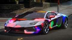 Lamborghini Aventador GST Drift S7 для GTA 4