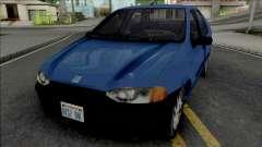 Fiat Siena 1997 для GTA San Andreas