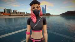 Fortnite - Athleisure Assassin v3 для GTA San Andreas