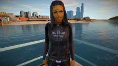 New Kendl skin для GTA San Andreas