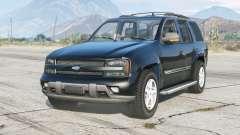 Chevrolet TrailBlazer 2001 v2.0 для GTA 5