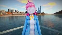 Rinna Tennoji (Love Live Nijigasaki) v1 для GTA San Andreas