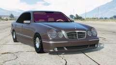 Mercedes-Benz E 55 AMG (W210) 1999〡add-on для GTA 5
