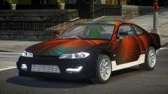 Nissan Silvia S15 GST-U S1 для GTA 4