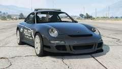 Porsche 911 GT3 RS (997) 2007〡Pursuit Edition v2.0 для GTA 5