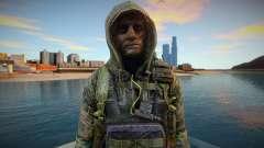 Снайпер из COD MW3 для GTA San Andreas