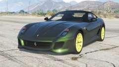 Ferrari 599 GTO 2010〡add-on v1.1 для GTA 5