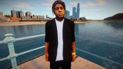 Lil Wayne next version для GTA San Andreas
