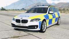 BMW 530d Touring (F11) 2013〡British Police для GTA 5