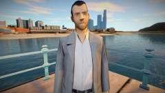 Michael De Santa LQ Model For San Andreas для GTA San Andreas
