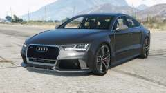 Audi RS 7 Sportback 2016〡add-on v1.3 для GTA 5