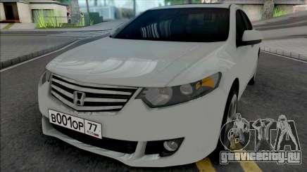 Honda Accord (Russian Plates) для GTA San Andreas