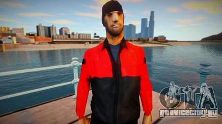 Coast Guard Skin для GTA San Andreas