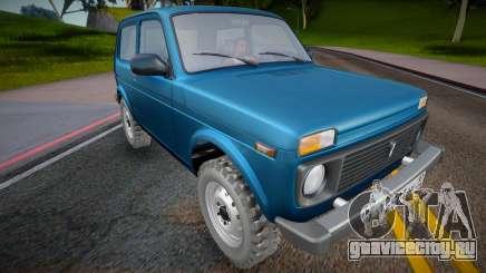 ВАЗ 2121 Нива Макса Жарова для GTA San Andreas