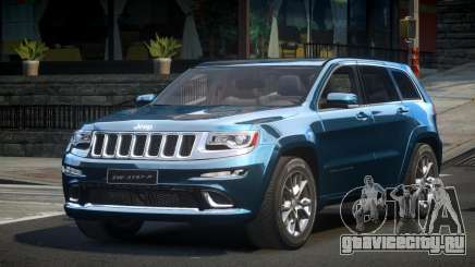 Jeep Grand Cherokee SP для GTA 4