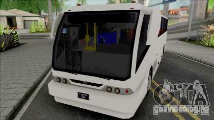Volvo B10M для GTA San Andreas