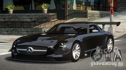 Mercedes-Benz SLS GT-I для GTA 4