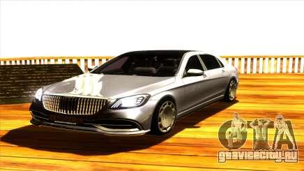 Mercedes Maybach s65 для GTA San Andreas