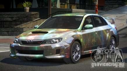 Subaru Impreza GST-R S7 для GTA 4