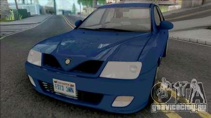 Proton Waja MMC 2001 для GTA San Andreas