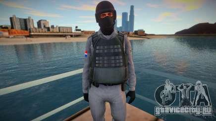 Policia Dominicano V2 для GTA San Andreas