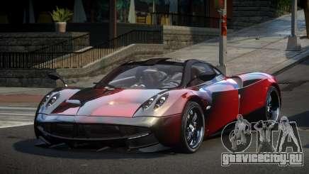Pagani Huayra GS S5 для GTA 4