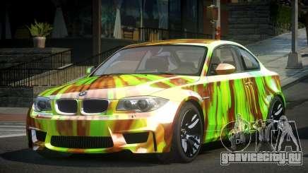 BMW 1M E82 US S4 для GTA 4
